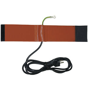 Mastercool 110v Electronic Refrigerant Tank Heater Warmer Belt Blanket 98250 110