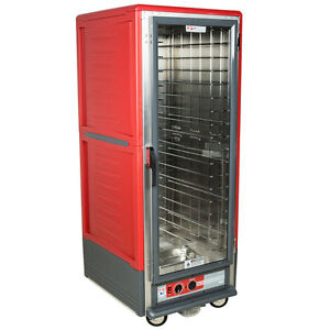 Metro C539 hfc 4 Full Height Insulated Holding Cabinet With Fixed Pan Slides