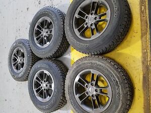 Jeep Wrangler Tires Wheels In Stock Replacement Auto