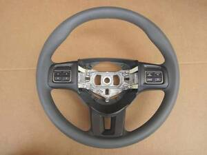 Oem 13 16 Dodge Dart Steering Wheel W Cruise Radio Controls Polyurethane