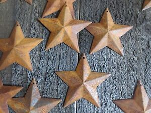 Huge Lot 300 Rusty Barn Stars 2 25 In 2 1 4 Primitive Rustic Country Rusted Tin