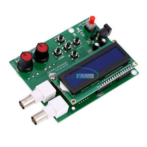 Dds Function Signal Generator Module Kit Sine Square Sawtooth Triangle Wave