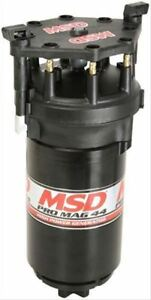 Msd Ignition Pro Mag 44 Magnetos 81403 Free Shipping