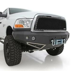 Smittybilt M 1 Front Bumper W Fog Lights 612800 2006 09 For Dodge Ram 2500 3500