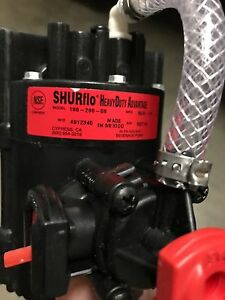 New Shurflo Syrup Pump free Shipping