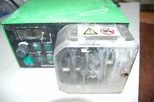 Watson Marlow 503u Peristaltic Pump Variable Speed 503 U Easy Load Digital 25