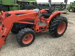 2006 Kubota L3130 Tractor Loaders