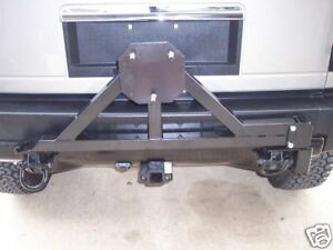 New Hummer H2 Tire Carrier With Drop Down Option In Stock