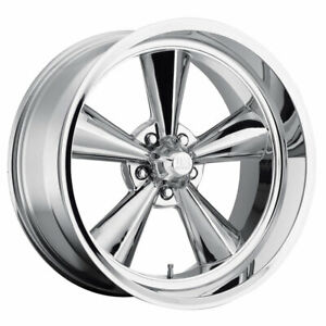 Us Mag Standard U104 Rim 18x8 5x120 65 Offset 1 Chrome quantity Of 1