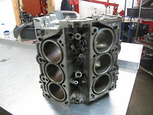 Bkj37 Bare Engine Block 2012 Dodge Avenger 3 6