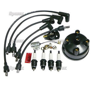 Ford Naa Jubilee 600 700 800 Complete Tune Up Kit For Side Mount Distributor