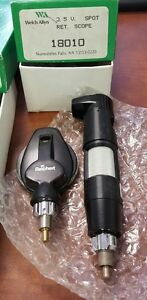 Welch Allyn Retinal Scope With Charger 2 Holders