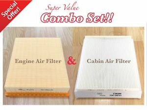 Engine Cabin Air Filter For Ford Edge 15 17 Fusion Mkz 13 16 Dg9z 19n619 A