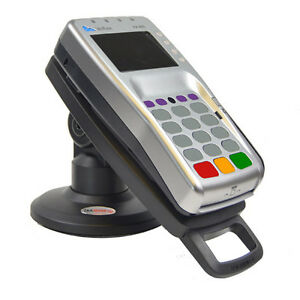 Credit Card Stand For Verifone Vx805 820 Compact 3 Tall Complete Kit