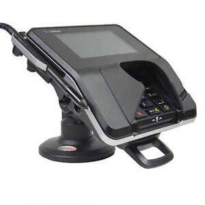 Credit Card Stand For Verifone Mx915 925 Compact 3 Tall Complete Kit