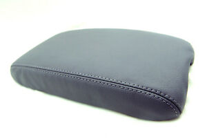 Center Console Armrest Leather Synthetic Cover For Lexus Lx470 03 09 Gray