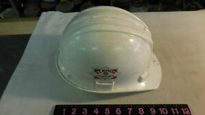 White Bullard Model 5000 Hard Hat