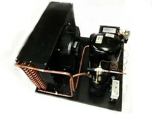 Indoor Condensing Unit 2 Hp Low Temp R404a 220v 1ph usa Ld Awa2479zxd