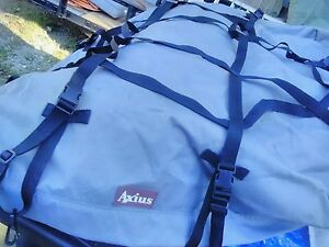 Axius Car Suv Van Roof Top Cargo Pack Roof Carrier Soft Luggage Travel Bag