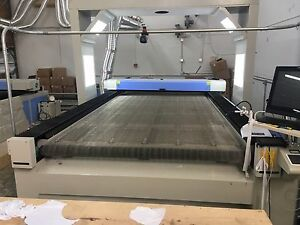 Large Laser Cutters Extra Long Conveyer 2 Units Available 150w