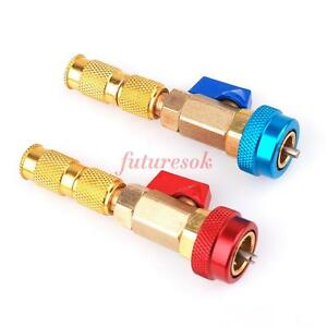 Air Conditioning R134a Valve Core Quick Remover Installer Automotive Hand Tool