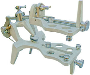 Lab Galetti Dental Plasterless Articulator White