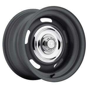 Chevrolet Rally Wheel Raw 15x7 5x4 75 4 25 Bs Us Wheel 54 5734l