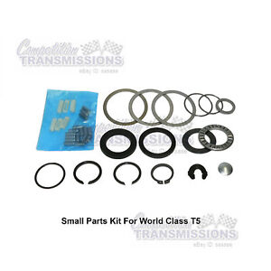 T5 Wc Small Parts Kit Fits All World Class 5 Speed Transmission Ford Chevy Jeep