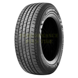 Kumho Crugen Ht51 P265 75r16 114t Quantity Of 2