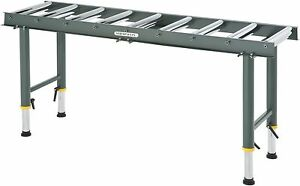 Shop Fox D2271 Heavy duty 9 Roller Table