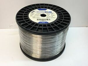 6500ft 12lb Roll Nichrome Resistance Wire 22 guage N6 Alloy 1 0406ohms ft
