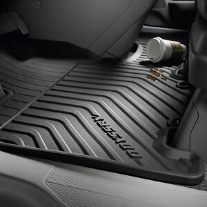 2011 2012 2013 2014 2015 2016 2017 New Oem Honda Odyssey All Season Floor Mats