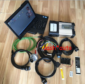 Top Quality Mb Star Sd Connect C5 X200t Laptop With 03 2019 Hdd Software