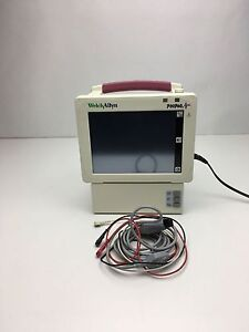 Welch Allyn Propaq Cs Monitor Model 244