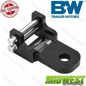 B W Tow Stow Trailer Hitches Tow Bar Attachment For 2 Adjustable Ball Mounts