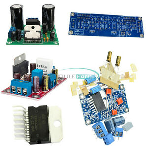 Tda7293 Stereo Amplifier Pcb Board Ic Soldered Kit 85w 85w Diy 100w 50wx2 Board