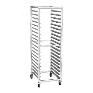 Lakeside 136 Standard Duty Stainless Steel 20 Pan Sheet Pan Rack