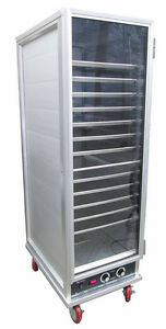 Adcraft Pw 120 36 Pan Mobile Heater Proofer Holding Cabinet