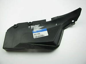 Rear Right Quarter Panel Splash Shield Moulding Oem For 07 10 Elantra Sedan Only