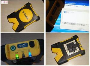 Trimble Gps Pathfinder Proxt Receiver W o Battery And Data Cable