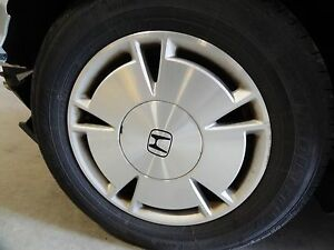 Oem 15x6 Alloy Wheel 2006 2014 Honda Civic Tire Not Included