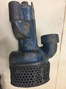 Chicago Pneumatic Submersible Water Pump Model Wap 100