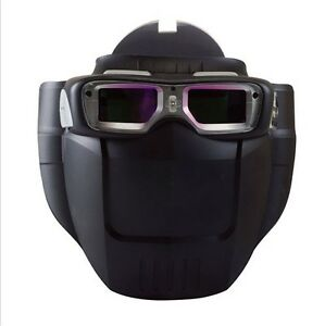 Servore Arc 513 Brown Auto Shade Welding Goggles With Protective Face Shield