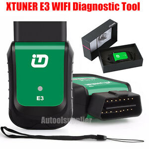 New Xtuner E3 Wifi Full System Obd2 Diagnostic Scanner Support Windows Xp 7 8 10