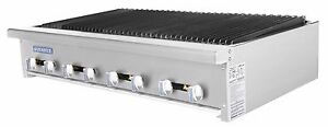 Radiance Tarb 48 Charbroiler new