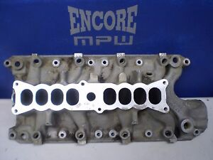 1986 1993 Ford Mustang Lower Intake Manifold Stock 302 5 0l Ho V8 Efi Factory Oe