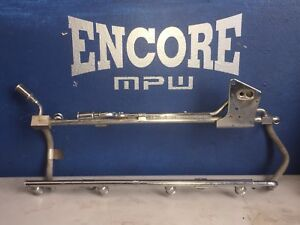1986 1993 Ford Mustang Stock Fuel Injector Rail Assembly 5 0l 302 V8 Oem Efi