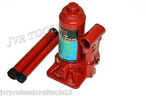 Heavy Duty Hydraulic Bottle Jack Automotive Car Repair Shop Lift Tool
