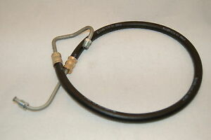 Studebaker Avanti Power Steering Right Turn Hose 1961 85 1561482