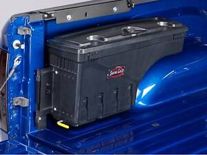 Undercover Swing Case Toolbox Passenger Side Fits 2016 2018 Nissan Titan
